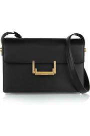 Lulu medium leather shoulder bag