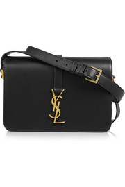 Saint Laurent Monogramme Sac Université leather shoulder bag