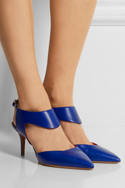 Nicholas Kirkwood Leda leather pumps