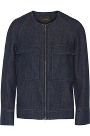 Sumac Indigo cotton jacket