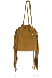 Jérôme Dreyfuss Gary fringed leather shoulder bag