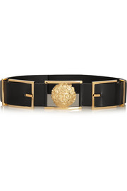 Versus Embellished leather belt
