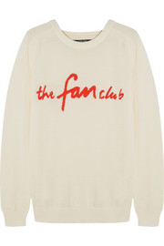 The Fan Club merino wool sweater