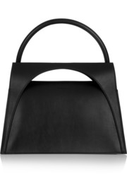 Moon large leather tote