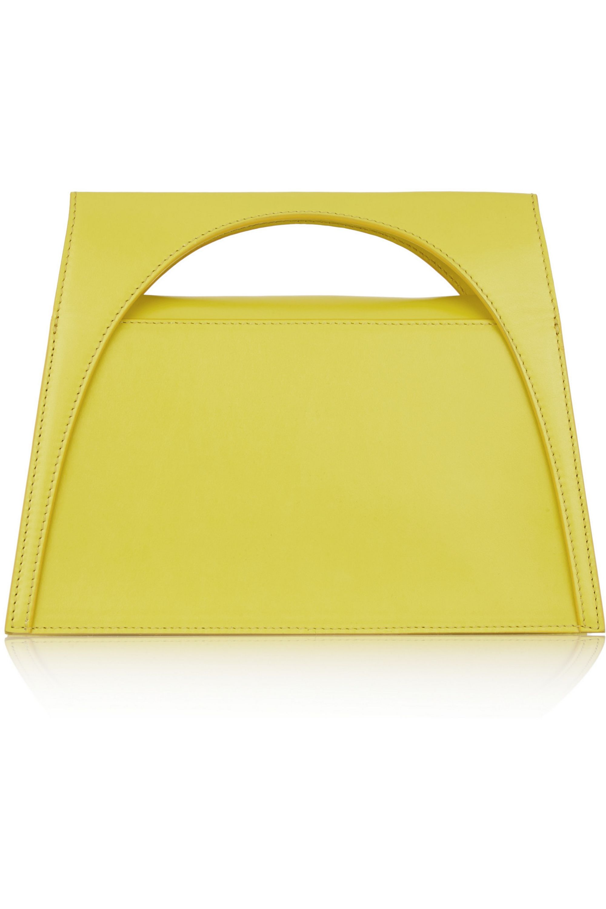 JW Anderson Moon leather tote