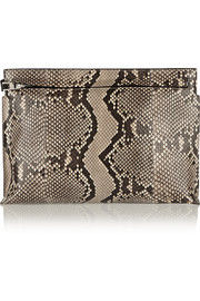 Large python pouch