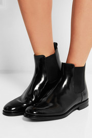 Church's Monmouth patent-leather Chelsea boots