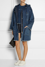 Marques'Almeida for Topshop Oversized denim parka