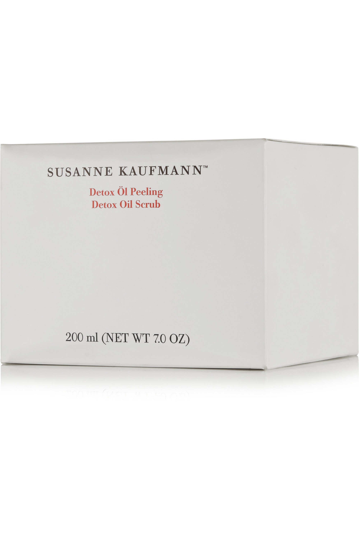 Susanne Kaufmann Detox Oil Scrub, 200 ml – Körperpeeling