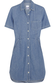 Steve J & Yoni P Denim shirt dress