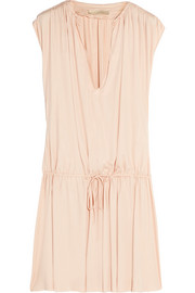 Vanessa Bruno Cyclades pleated jersey dress