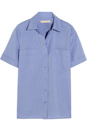 Bangalore cotton-chambray shirt