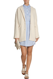 Vanessa Bruno Clea textured cotton-blend coat