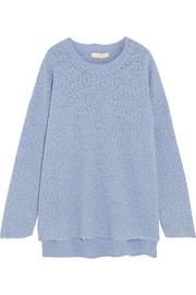 Colvert textured wool-blend sweater