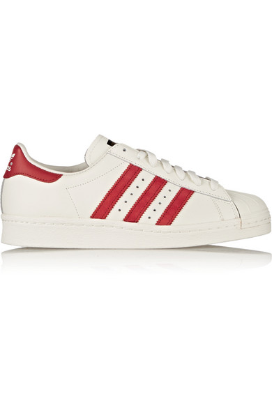 new styles 68164 88463 adidas Originals. Superstar 80s leather sneakers