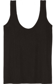 The Row Roger slub jersey tank