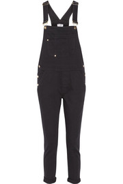 Le Garcon stretch-denim overalls