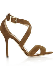 Lottie suede sandals
