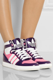 adidas Originals Court Attitude leather sneakers