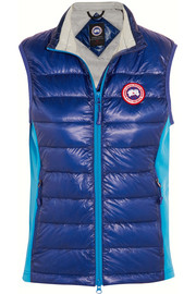 Hybridge Lite quilted down gilet