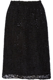 Ayoma fil coupé skirt