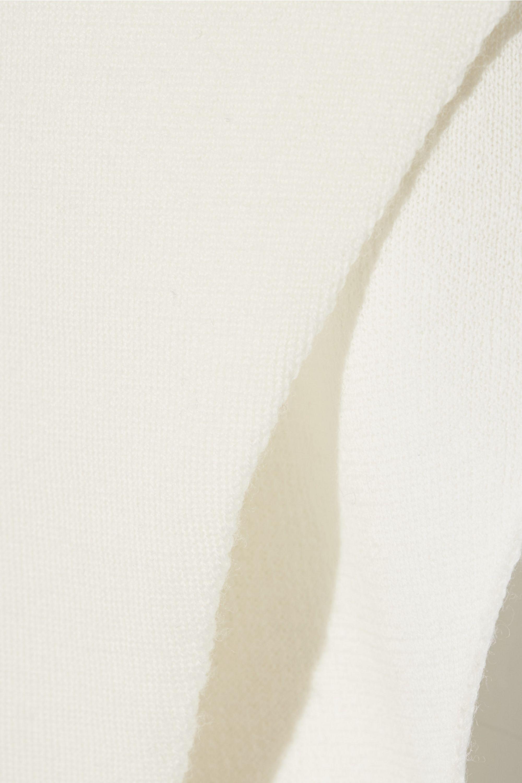Studio Nicholson Sendai Oberteil aus Strick aus Wolle und Baumwolle