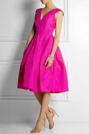 Antonio Berardi Silk-organza dress