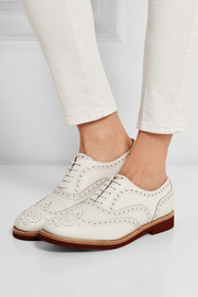 Dora leather brogues
