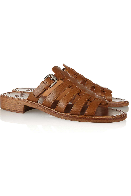 Church's Marie cutout leather sandals