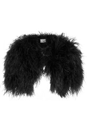 + Daizy Shely feather jacket