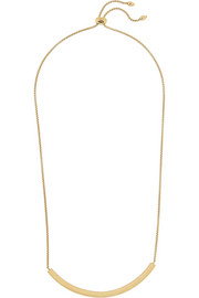 Esencia gold-plated necklace