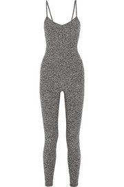 Stretch-jersey jumpsuit