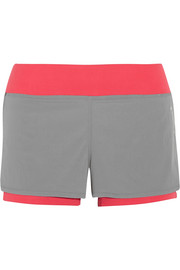 Montroc stretch jersey-lined shell shorts