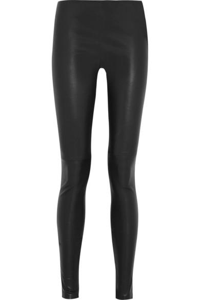11582394c7b63b Balenciaga | Stretch-leather leggings | NET-A-PORTER.COM