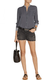 J Brand 1158 cut-off denim shorts