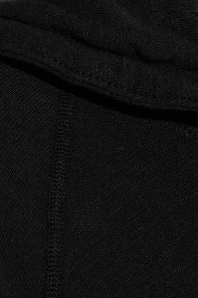 James Perse Vintage Kapuzenjacke aus Jersey aus Supima®-Baumwolle