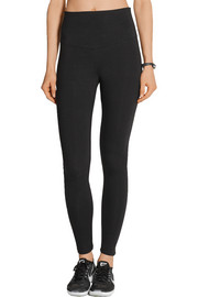 Yummie by Heather Thomson Milan stretch cotton-jersey leggings