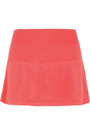 Pursuit Flounce stretch-jersey skirt