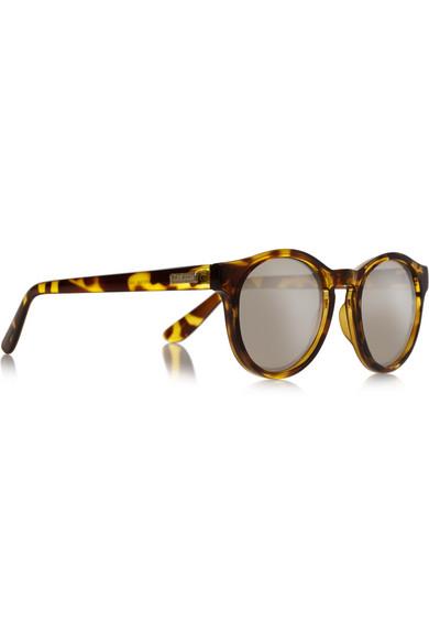 fe7dea61b6 Hey Macarena round-frame acetate sunglasses