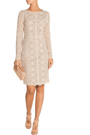 DAY Birger et Mikkelsen Veneer embroidered tulle dress