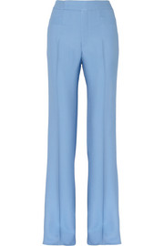 Miu Miu Cady wide-leg pants