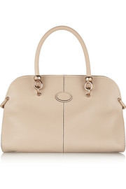 Tod's Sella small textured-leather tote