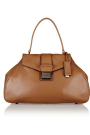 Montana large leather tote
