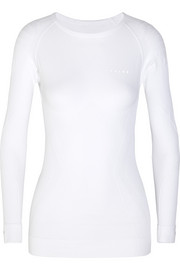 Stretch-jersey top