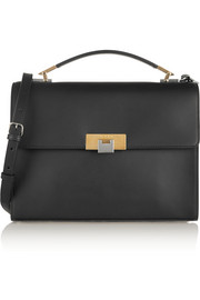 Le Dix small leather shoulder bag