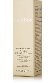 Natura Bissé Essential Shock Eye and Lip Treatment, 15ml