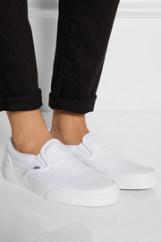 Vans Canvas slip-on sneakers