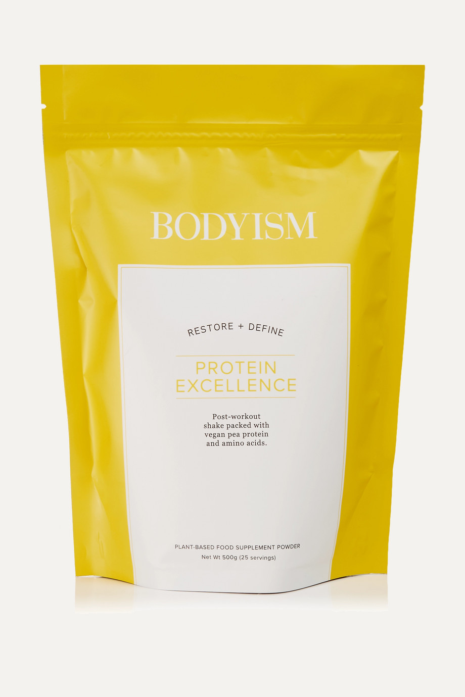 Protein Excellence Vanilla Supplement, 500g, by Bodyism's Clean and Lean