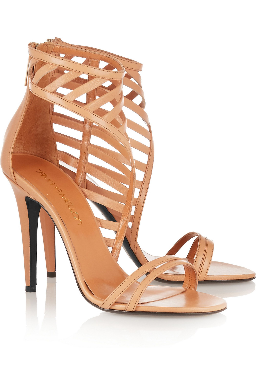 Tamara Mellon Jealous leather sandals