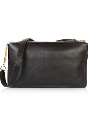 Tamara Mellon Playboy III leather shoulder bag